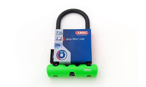 Велозамок ABUS 410/150HB180 Ultra Mini SH, фото 2