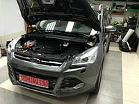 НАШИ РАБОТЫ: Оклейка бронеплёнкой очередного Ford Kuga