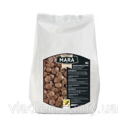 Шоколад молочный MARA 34% Norte-Eurocao (Испания)