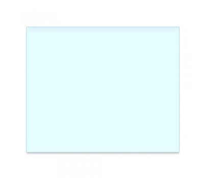 Защитное стекло 90х110 мм поликарбонат для маски WH4000 (наружное)