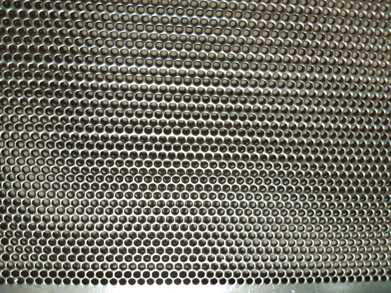 Друшляк (сито) 714 х 292 ОЦ кругле 0,8 мм * 2 / 2,2 / 2,5 /2,8 / 3 мм
