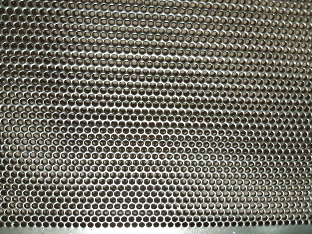 Решето  (сито)  714 х 292   ОЦ  круглое   0,8  мм * 2 / 2,2 / 2,5 /2,8 / 3  мм