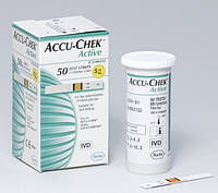 Roche (Accu-Chek) Тест-полоски Accu-Chek® Active 50 шт.