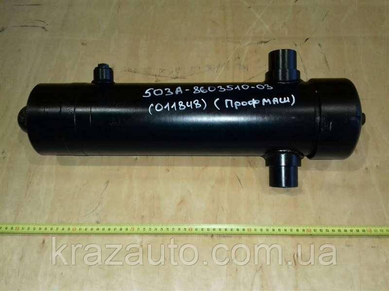 Гидроцилиндр подъема кузова МАЗ (пр-во Профмаш) 503А-8603510