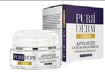 Purii Derm (Пьюри Дерм)- антивозрастной крем для лица