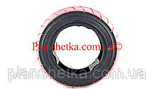 Покришка на скутер 3.50-10 (TW) BOSS червона TL безкамерна, фото 3