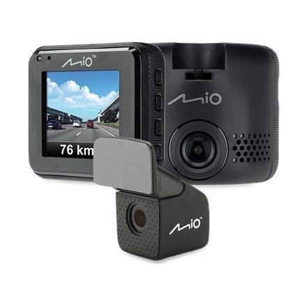 Видеорегистраторы Mio Mivue C380 Dual