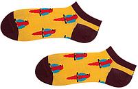 Носки мужские короткие Sammy Icon Barcelona Short 40-46 Желтые, фото 3