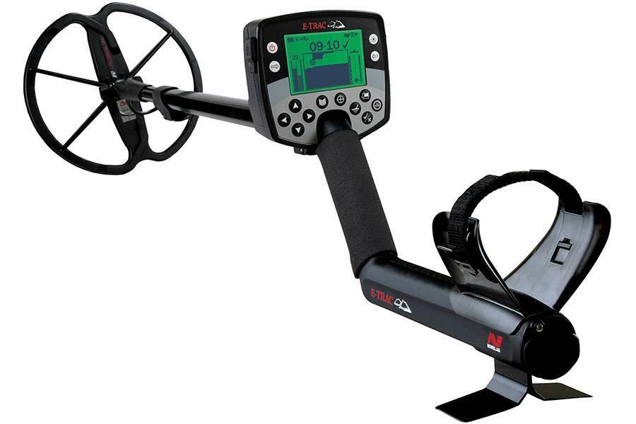 Металлоискатель Minelab E-TRAC Universal