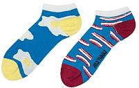 Мужские носки короткие Sammy Icon Brekker short 40-46 Синие, фото 2
