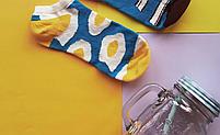 Мужские носки короткие Sammy Icon Brekker short 40-46 Синие, фото 3