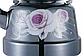 Эмалированный чайник с подвижной ручкой Benson BN-107 черный с рисунком (3.3 л), фото 4