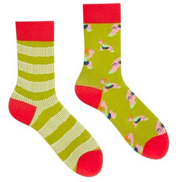Женские носки Sammy Icon Court 36-40 Салатовые
