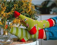 Женские носки Sammy Icon Court 36-40 Салатовые, фото 2