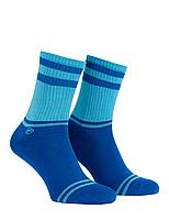Носки женские Mushka Athletic blue (ATB001) 36-40 Синие, фото 2