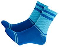 Носки женские Mushka Athletic blue (ATB001) 36-40 Синие, фото 3
