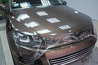 НАШИ РАБОТЫ: Оклейка бронепленкой Volkswagen Touareg
