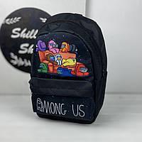 Детский рюкзак - Among Us \ амонг ас