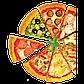 Дисковый нож для нарезки пиццы из нержавеющей стали Benson BN-1025 | пиццерезка, фото 4