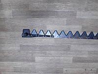 Полотно ріжучого апарату 9G 1.6 сінокосарка ДТЗ/Зоря, фото 1