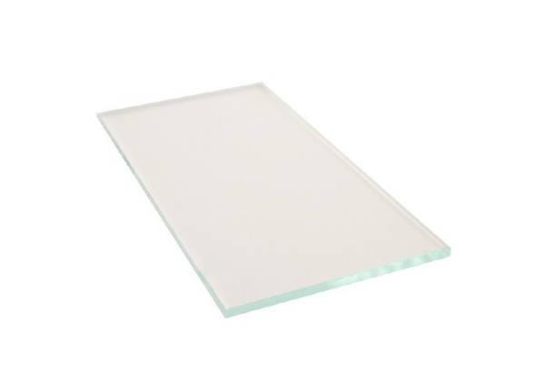 Защитное стекло прозрачное 52х102 мм, фото 2