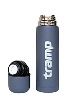Термос Tramp Basic TRC-112 750 мл, серый, фото 2