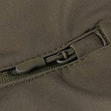 Штормова Куртка Camotec Soft Shell Olive, фото 6