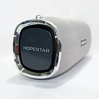 Портативная Bluetooth колонка SPS Hopestar A6, Серая, фото 3