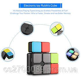 Гра магічний куб, зі світлом