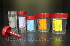 FL Medical Емкость для сбора мочи 120 мл, стерильная