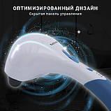 Ручной массажер с насадками Zenet Zet-717, фото 2