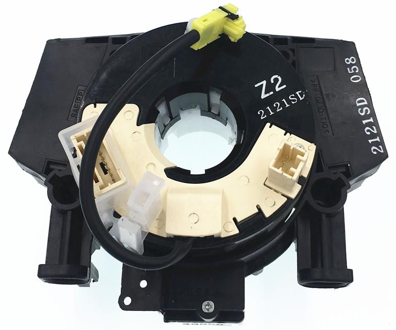 Шлейф подрулевой подушки безопасности Airbag улитка руля KAPACO NISSAN 1m провод 2 разъёма 25560, 25567, B5567
