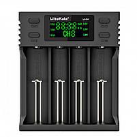 Зарядное устройство для аккумуляторов Liitokala Lii-S4, фото 2