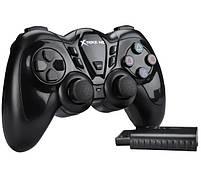 Беспроводной геймпад, джойстик, игровой контроллер XTRIKE ME GP-42, черный, фото 2