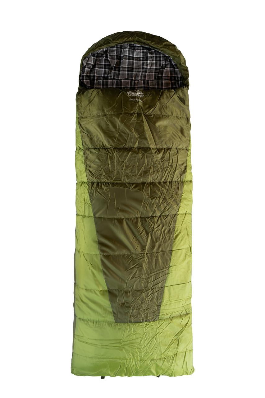 Спальный мешок одеяло Tramp Sherwood Long TRS-054L Right