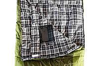Спальный мешок одеяло Tramp Sherwood Long TRS-054L Right, фото 5