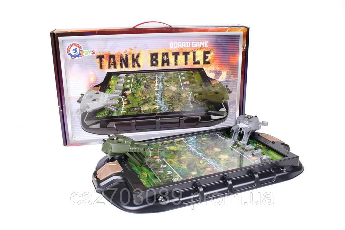 """Настільна гра """"Танкові баталії"""""""