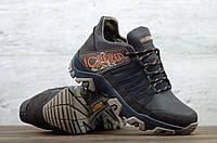Мужские кожаные зимние кроссовки IceField