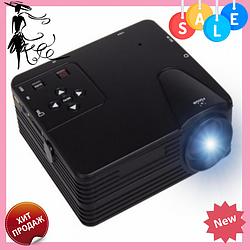 Портативний мультимедійний Проектор H80 FULL HD