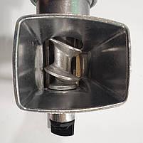 Мясорубка ручная алюминиевая МА-С полированная, фото 2