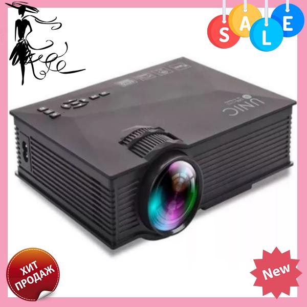 Портативний мультимедійний проектор UC68 BK