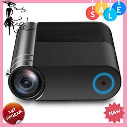 Портативний мультимедійний проектор LED YG550 WIFI