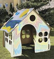 Игровой домик для детей Крепыш, 98 х 98 х 101 см, фото 2