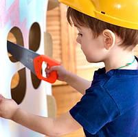 Игровой домик для детей Крепыш, 98 х 98 х 101 см, фото 4