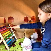 Игровой домик для детей Крепыш, 98 х 98 х 101 см, фото 6