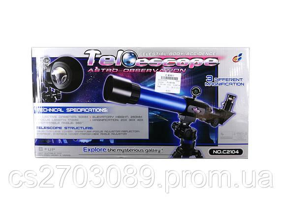 Телескоп игрушечный, фото 2