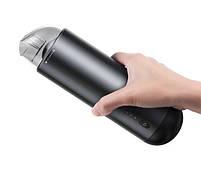 Автомобильный пылесос BASEUS Capsule Cordless Vacuum Cleaner ручной, аккумуляторный, черный, фото 2