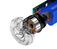 Автомобильный пылесос BASEUS Capsule Cordless Vacuum Cleaner ручной, аккумуляторный, черный, фото 3