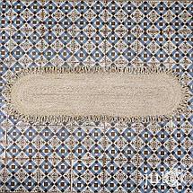 Коврик джутовый (дорожка) - 128 см, фото 3