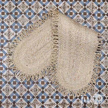 Коврик джутовый (дорожка) - 128 см, фото 2